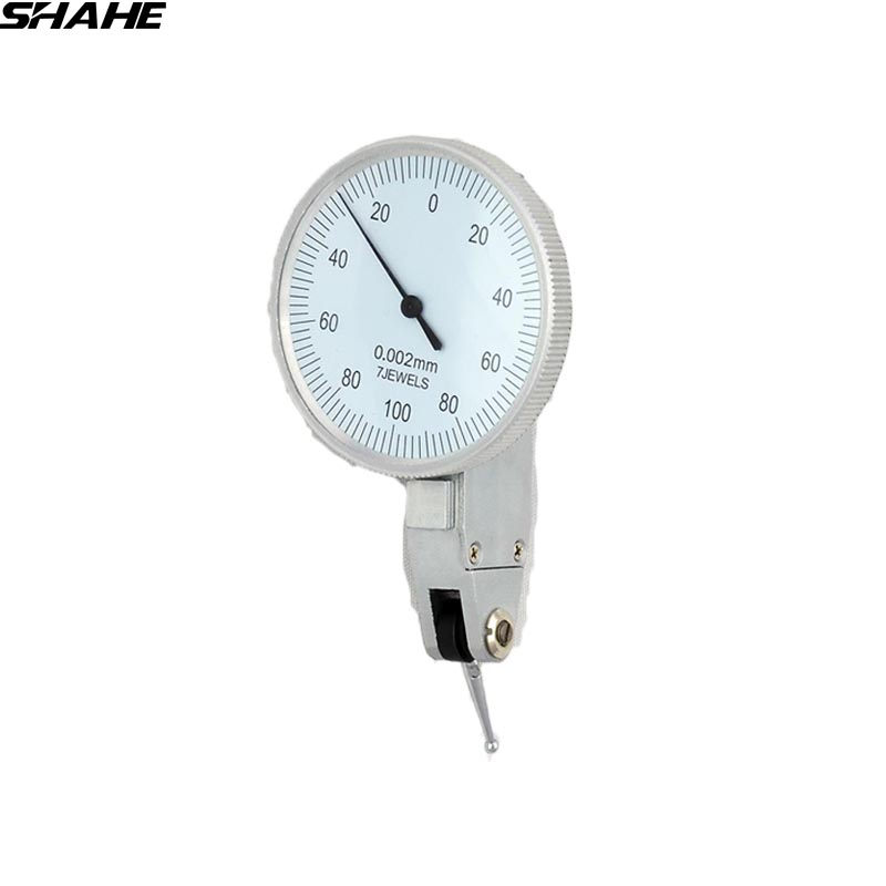 цены free shipping 0.002 mm dial test indicators measuring indicators dial test indicator level indicator