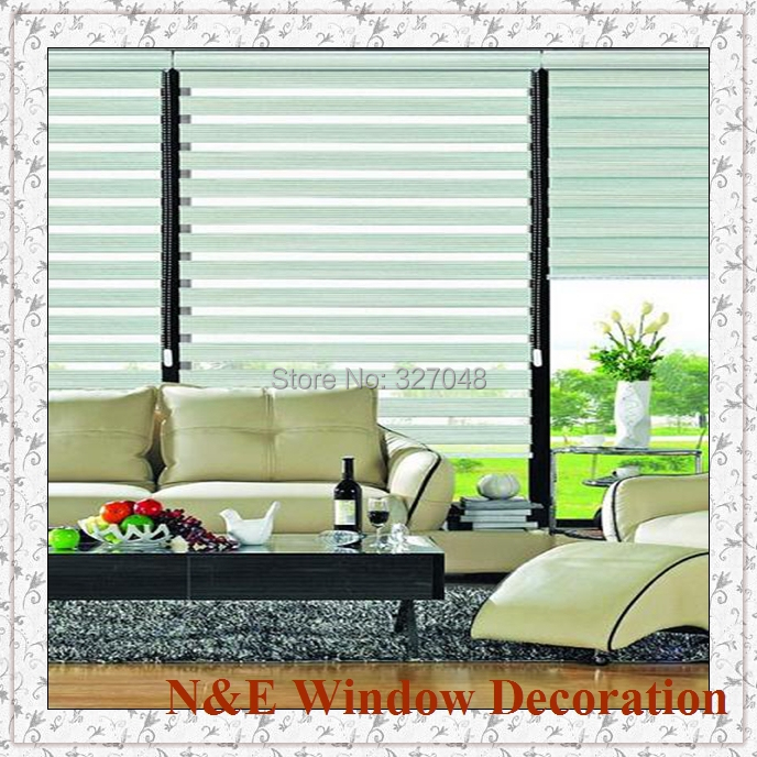 free shipping window blinds zebra roller blinds shades and type of office window curtain for living roomin curtains from home u0026 garden on