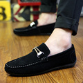 New Brand 2016 Gommini Driving Shoes Men Loafers Suede Leather Mens Boat Shoe Slip-on Male Casual Mocassim Masculino Shoes