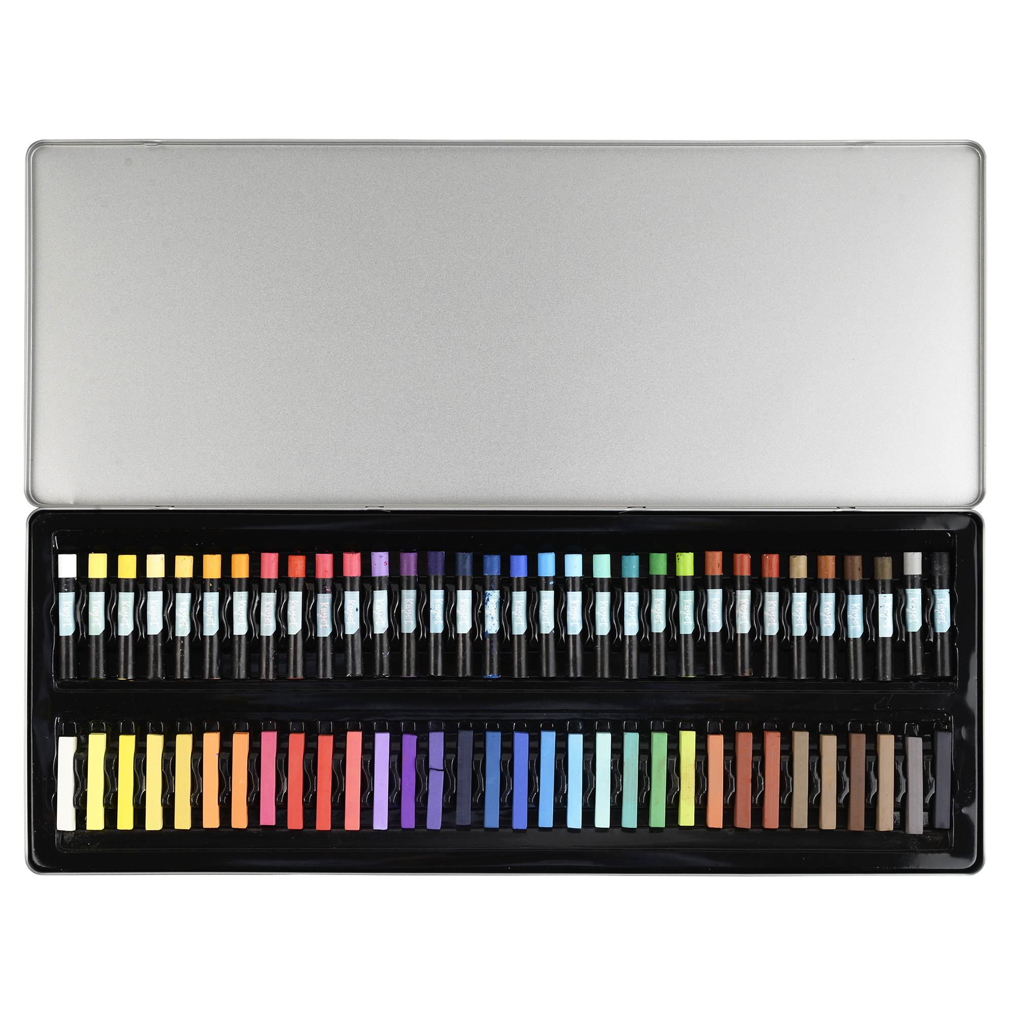 CONDA Crayon Chalk 64pcs/set Oil Pastel Painting Pencil Children Kids Drawing Tool Supplies 32 Colors