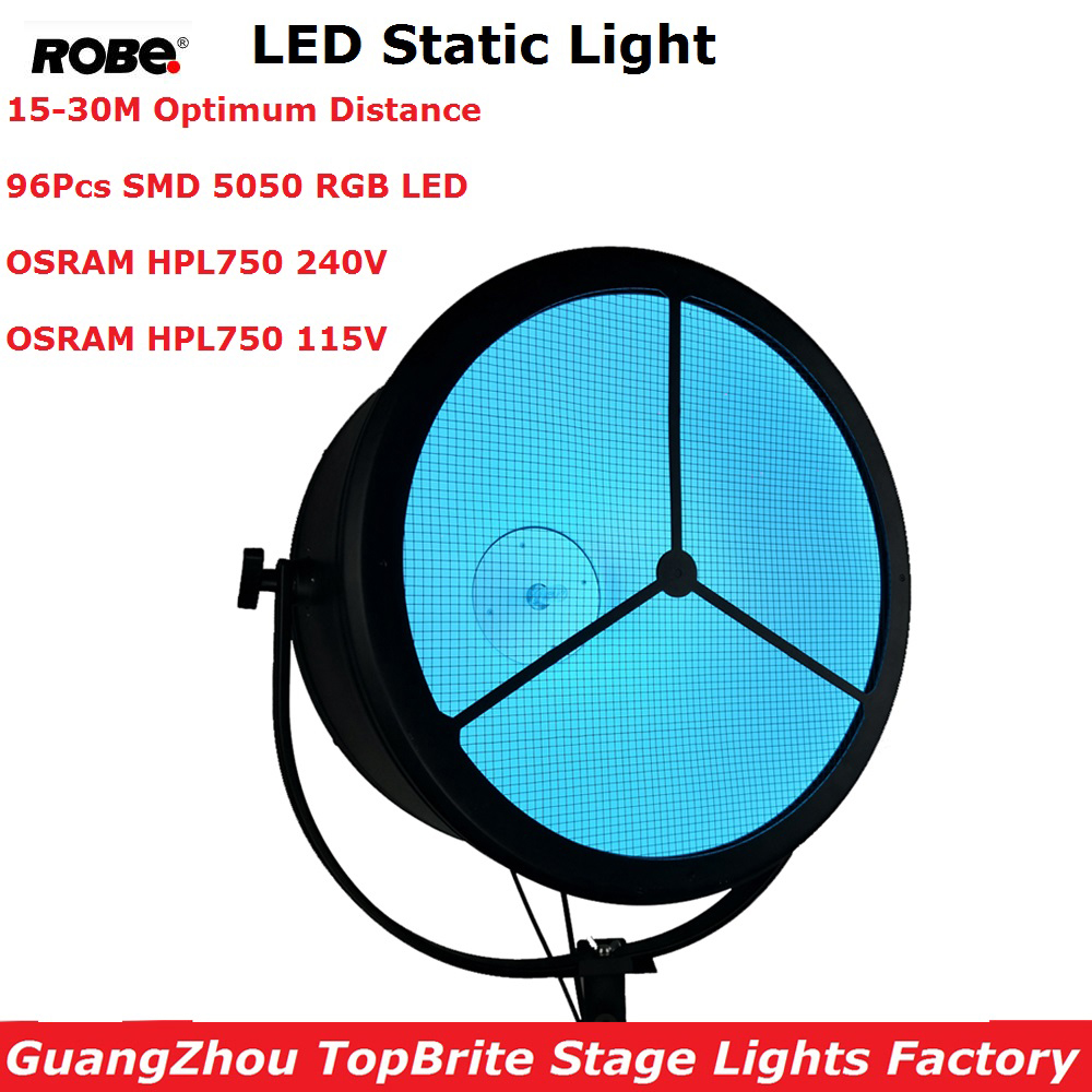 LED Stage Light High Power 750W LED Par Light With 96Pcs SMD 5050 RGB LEDS Dj Light Washer Effect Stage Lighting Laser Projector