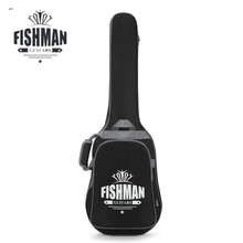 hot deal buy electric guitar bass folk bag waterproof thicken 10 mm case backpack bass accessories parts carry gig oxford cloth guitar bag