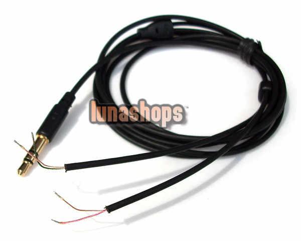 LN002154 lutowane słuchawki słuchawki kabel uaktualnienie dla UE ostateczną Super. do internetu 3 apartament typu studio 5EB ePro potrójne. do internetu 10Pro naprawy