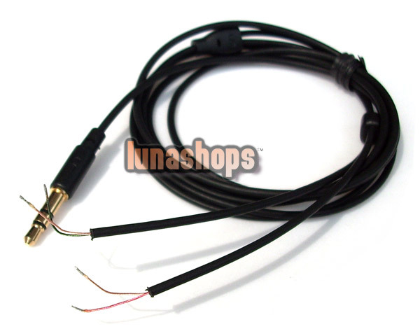Solder Earphone HEADPHONE UPGRADE CABLE For UE ULTIMATE Super.fi 3studio 5EB ePro Triple.fi 10Pro Repair LN002154