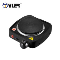 Mini  electric stove coffee warmer electric hot plate  cooker  heating coil kitchen appliances mini electric cooker  hotplate|Hot Plates| |  -