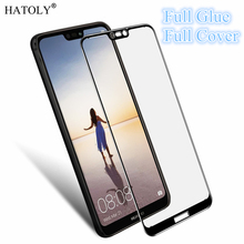 Glass Huawei P20 Lite Tempered Glass for Huawei P20 Lite Glass Film 9H Full Glue Full Cover Screen Protector for Huawei P20 Lite все цены