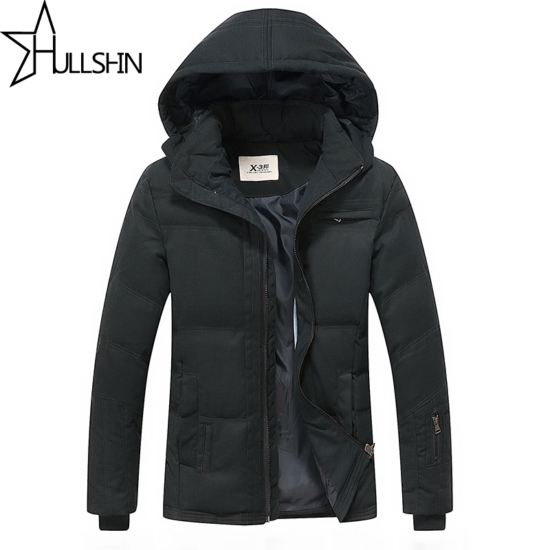 new Brand winter warm Jacket for men hooded coats casual mens thick coat male slim casual cotton padded down outerwear HSD-1005  цена