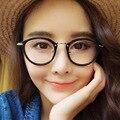 Top O novo Super Qualidade Óculos Retro Óculos Frames para Mulheres e Homens Míopes quadros de leitura