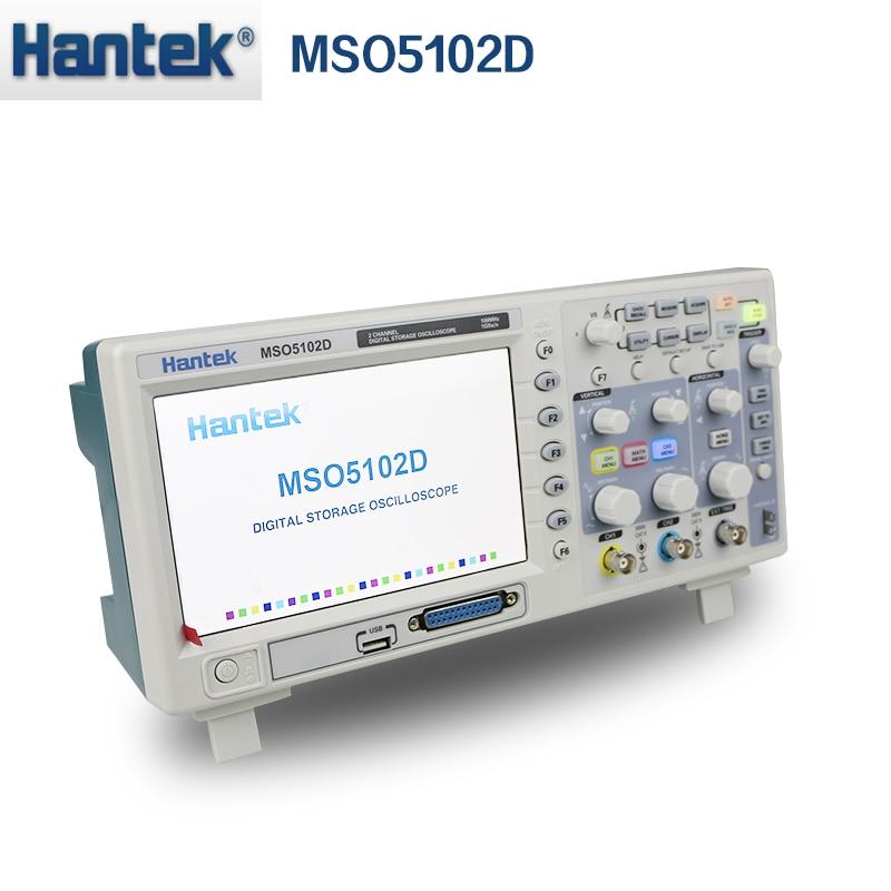 Hantek mso5102d scope. Youtube.
