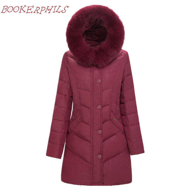 Women Winter Collection Long Coat Jacket Ladies Warm Thick Parkas Female Cotton Overcoat High Quality Outerwear Plus Size 5XL high quality thick warm wind down jacket female fashion casual cotton coat women winter coat jacket warm long outerwear overwear