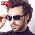 НОСА Отлично мужские Поляризованных Солнцезащитных очков Polaroid Объектив Водители-Мужчины Элегантные Солнцезащитные Очки Рыбалка Очки