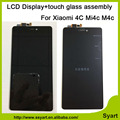 High quality 5.0inch LCD Screen Mi4C New Replacement Accessories LCD Display +Touch Screen For Xiaomi Mi4c Mi 4c Mi4c