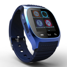 Hot sale! Montre Bluetooth Smart Watch M26 Wristwatch Sync Phone Call Pedometer Anti-lost For  Huawei Xiaomi Android Smartphone