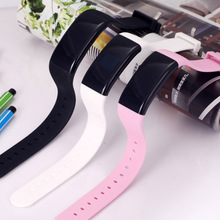 Waterproof Swim Smart Bracelet Wearable Device Heart Rate Monitor Watch for iPhone Xiaomi Health Fitness Track Wristband D21