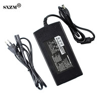120W Power Adapter AC DC Power Supply AC100 240V To DC12V 10A EU UK AU US