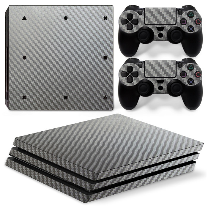 Grey designs game covers for PS4 Pro custom design skins