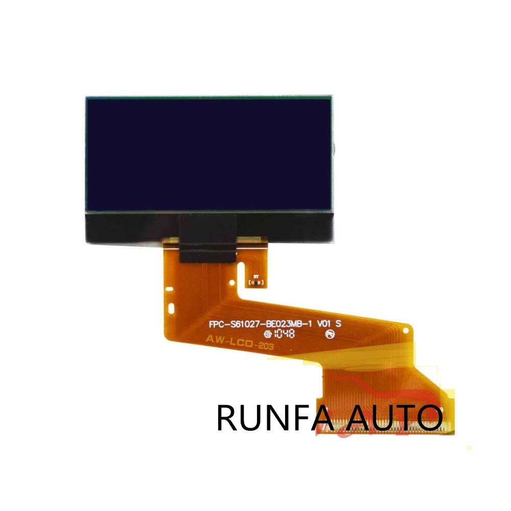 Dashboard Instrument Cluster Pixel Repair For Mercedes benz Viano/Vito VDO LCD Display(From 2004 Models)