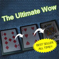free shipping magic tricks good quality The ultimate WOW3.0 close up  gimmick card tools