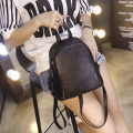 Shoulder bag female bag 2015 Korean version of the new lady small backpack mini bag tide single shoulder dual - use package