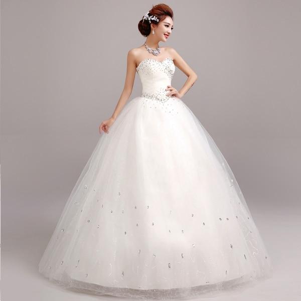 Wedding Gown Bra: Z 2016 New Stock Plus Size Women Pregnant Bridal Gown
