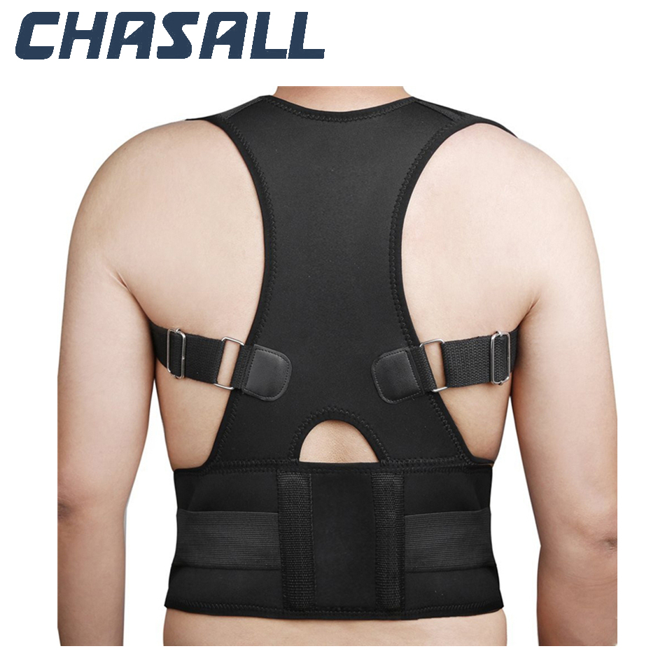Chasall Posture Corrector Belt to Correct Back and Shoulder Posture  Provides Back Support Prevents Habitual Hunchback Helps to Relieve Shoulder and Back Pain 3