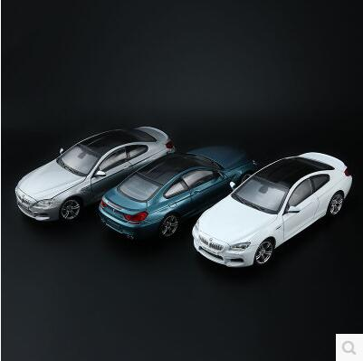 New M6 Coupe 1 24 VB24013 double horses Toy car model sports car supercar gift Collection