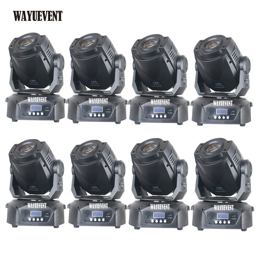 Spot Lyre 90W Gobo LED Lyre Moving Head Light Spot Moving Head Light For Stage Theater Disco Nightclub Party