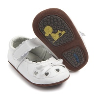 Solid Shoes Baby Slip resistant Toddler Bowknot Shoes Cute Princess Baby Shoes Spring Autumn