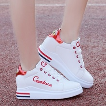 Women Sneakers 2018 Spring Autumn Soft Leather Flats Women