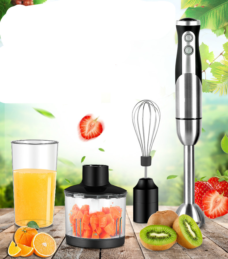 Food Mixers A multi-function hand-held mixer for baby feeding machine NEWFood Mixers A multi-function hand-held mixer for baby feeding machine NEW