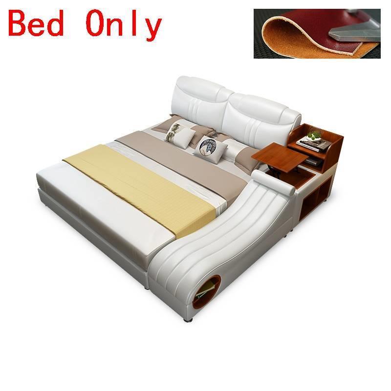 Infantil Odasi Mobilya Room Set Quarto Recamaras Single Frame Mobili Yatak Box Leather bedroom Furniture Moderna Cama Mueble Bed