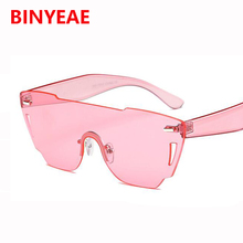 Candy Colors Sunglasses Popular Fashion Shades