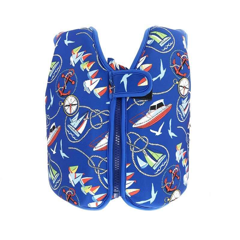 Куртка-поплавок из неопрена детская Спасательная куртка большой плавучий жилет плавающая куртка для воды плавающий жилет для воды Детский жилет для плавания