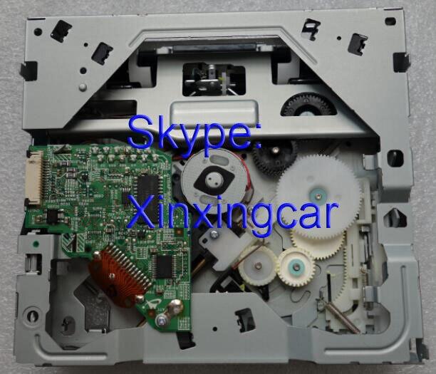 Matsushita new style single CD loader mechanism PCB board YGAP9B85a-1 YGAP9B85a-4 For Hyundai IX45 Car CD Radio system WMA MP3
