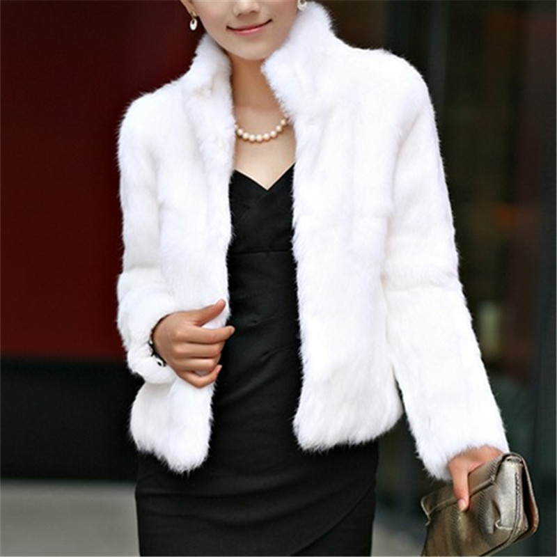 Popular Fake White Fur-Buy Cheap Fake White Fur lots from China ...