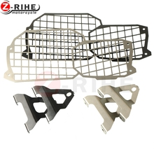 цена на NEW Motorcycle Headlight Grille Guard Cover Protector For BMW F800GS Adventure ADV F700GS F650GS Twin 2008-2017