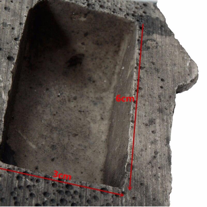 NEW Key Box Rock Hidden Hide In Stone Security Safe Storage Hiding Outdoor Garden Outdoor Muddy Mud Spare Key House Safe