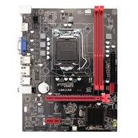 B75 Desktop Motherboard Lga1155 For I3 I5 I7 Cpu Support Ddr3 Memory Supports I53450/3470 Usb3.0 Sata3.0 Ultra H61