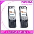 Teléfono móvil NOKIA 6110 Navigator, 6110n desbloqueado ruso teclado teclado árabe