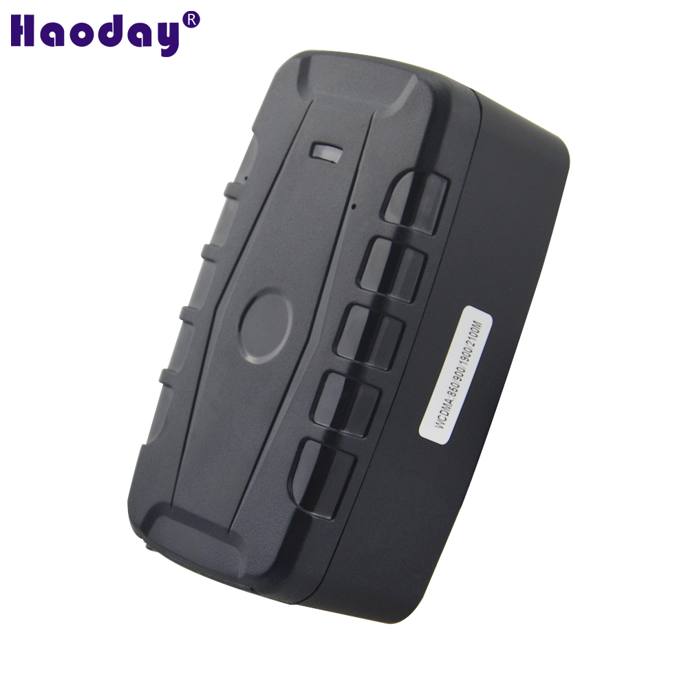 GPS Tracker LK209C 3G Car Vehicle Locator 20000mAh Battery Standby Time 240 Days Real Time Tracking