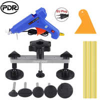 PDR Dent Repair Tool Removal Car Repair Tools Set Puller Pulling Bridge Car Door Body Dent Puller Device for 1-9cm Car Dent