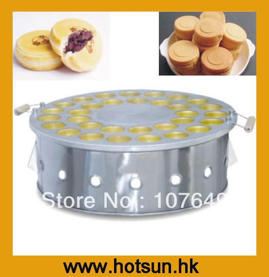 Hot Sale 32pcs Gas Bean Waffle Maker hot