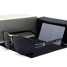 40381c747 2019 عالية الجودة مرسيدس النظارات الشمسية الرجال الاستقطاب UV400 مكبرة  العلامة التجارية مصمم القيادة نظارات شمسية ل رجل oculos 7.
