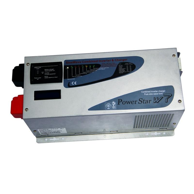 DECEN@ 48V 3000W Surge Power 6000W Off-grid Pure Sine Wave Solar Power Inverter With Charger,LCD Display,90-240Vac,50Hz/60Hz 50 60hz 48v dc sine wave inverters 6000w