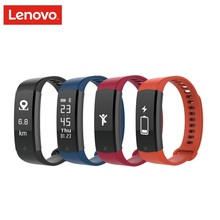Lenovo HX06 NEW Smart Watch Wristband Support English Message Display IP67 Waterproof Sport Bracelet Fitness Tracker