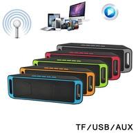Bluetooth Speaker Wireless Ringtone Portable Speaker Mini Music Box USB Alto - falantes Bluetooth 4.0 Aug11 Drop Shipping