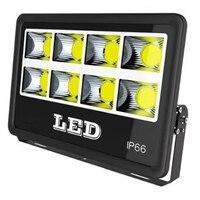 4PCS Waterproof IP65 Outdoor COB Flood Lights Light AC220V 110V 600W 500W 400W 300W 200W 100W 50W Led Reflector Lamp Floodlights