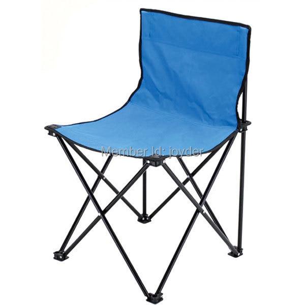 Lightweight Camping Chair Armless Beach Folding Outdoor