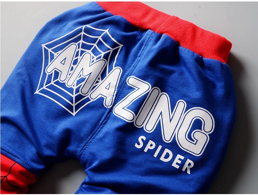 HTB1zTq8QXXXXXaAXpXXq6xXFXXX6 - Boy's Cool Spring/Summer 3 Piece Set - Coat, Pants, and T-Shirt - Spider Man Design