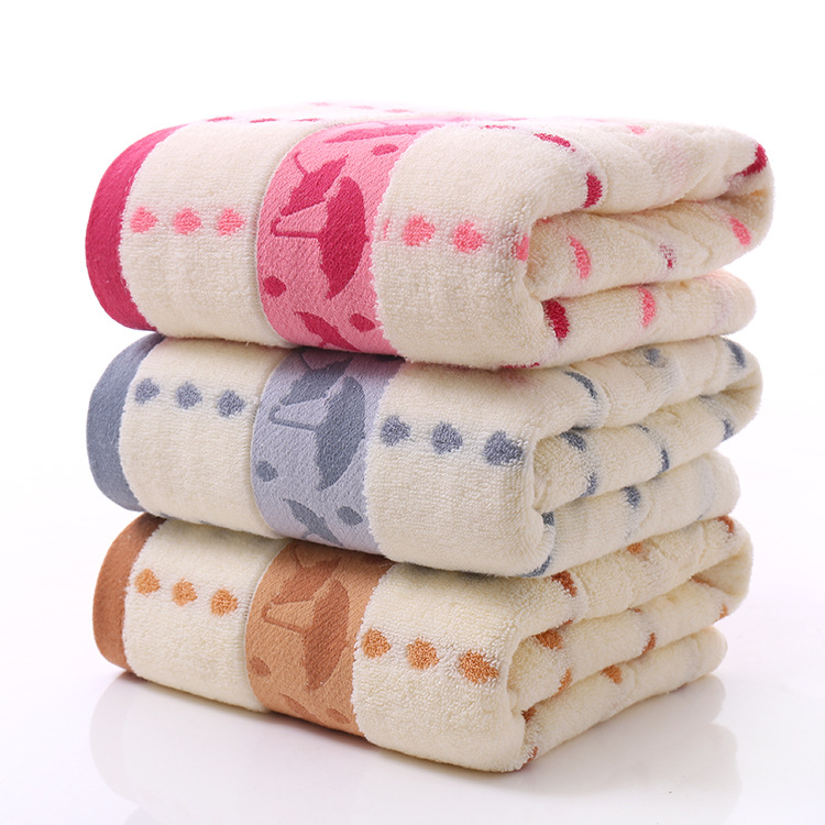 400GSM Luxury Bathroom 2 Piece Towel Set 70x140cm Made Of 100 Combed Cotton Hotel Spa Quality